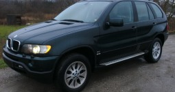 BMW, X5, 3,0 Steptr. Van